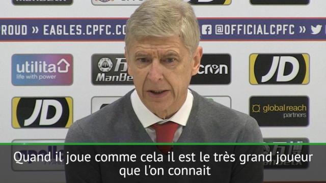Wenger : » Personne ne sait ce qu'il va se passer avec Sanchez»