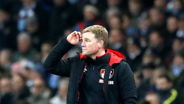 Bournemouth hand Allardyce first Everton defeat