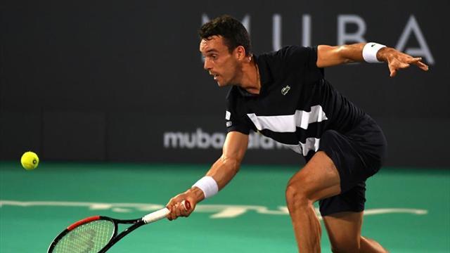 Djokovic se retira de Abu Dabi