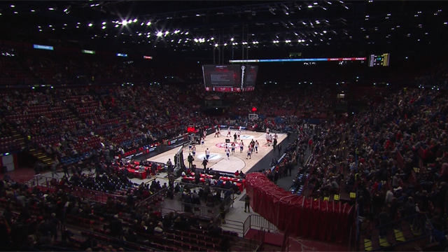 Highlights: AX Armani Exchange Milano 88-91 Red Star Belgrade