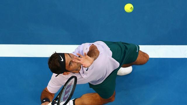 Retour gagnant pour Federer — Hopman Cup