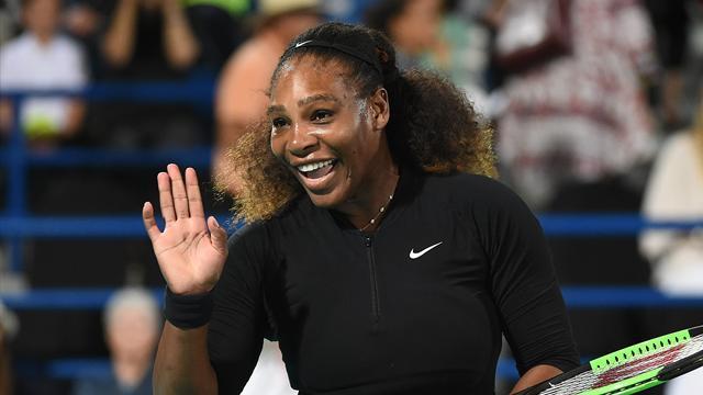 Serena Williams : «Mon objectif, c'est 25 titres du Grand Chelem»