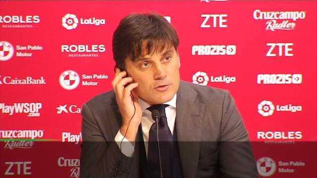 Vincenzo Montella (Séville) :