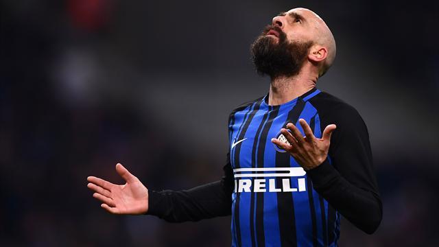 Pagelle a confronto: Inter, senza Brozovic la regia di Borja Valero fa discutere
