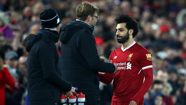 Klopp : «Salah peut garder ce rythme»