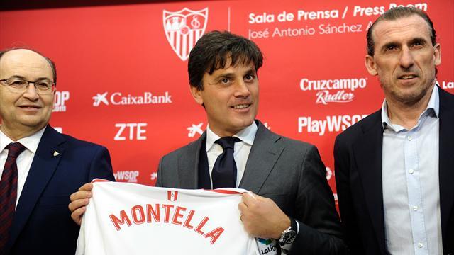 Montella: «N'Zonzi est un joueur important à Séville»