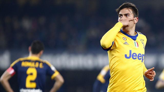 Juventus-Verona: probabili formazioni e statistiche