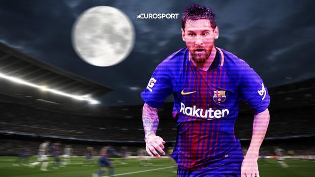 «Барселона» еще сильнее зависит от Месси. Но такого крутого Лео не было никогда