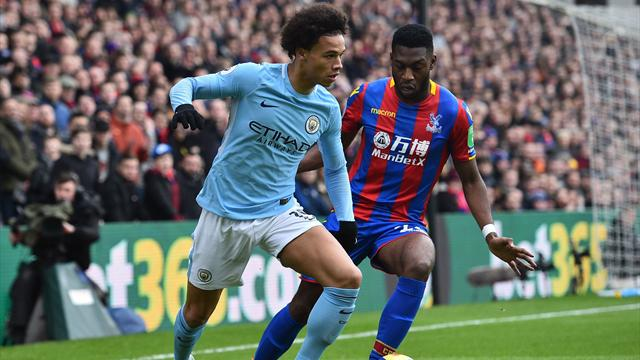 Crystal Palace – Manchester City EN DIRECT