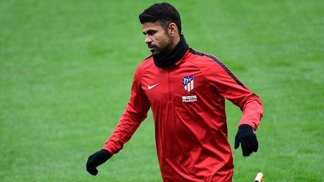 Diego Costa : «Je n'en peux plus des entrainements, je dois jouer !»