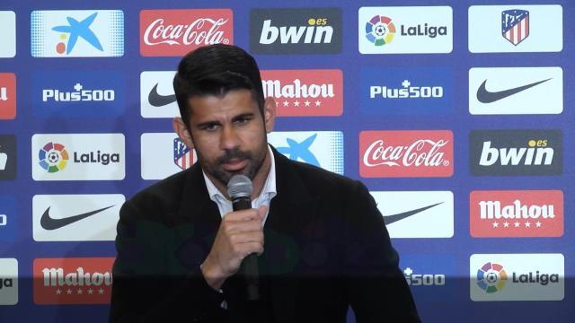 Diego Costa revient sur son passage à Chelsea : «Je n'ai même pas appris l'anglais !»