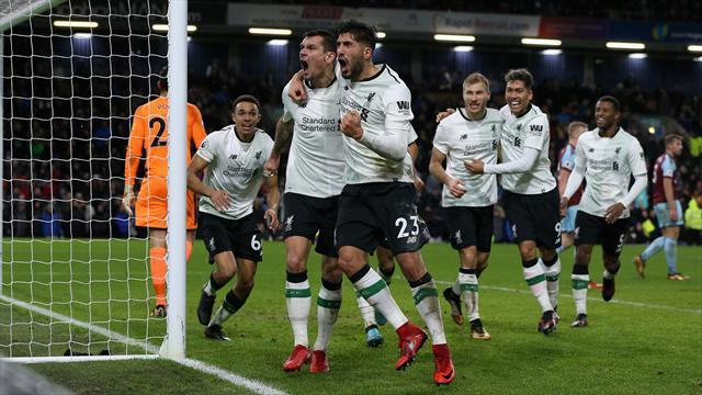 Liverpool était le maître du suspense
