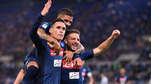 Coppa Italia: il Napoli è fuori, passa l'Atalanta