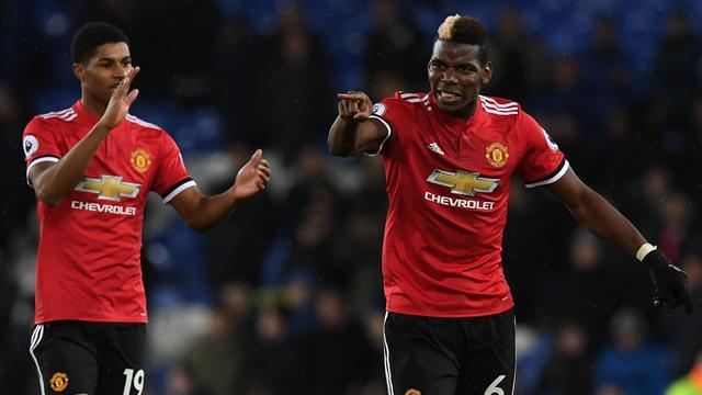 Manchester United redémarre enfin et met la pression sur Chelsea