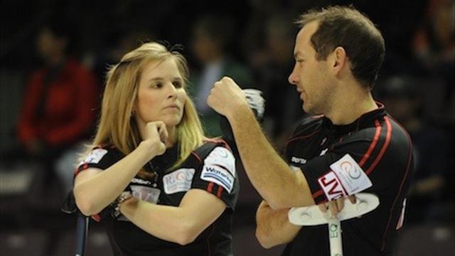 Blog De la Calle: Lo que ha unido el Curling...