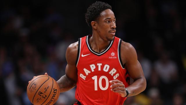 DeRozan explose avec 52 points dans un gain des Raptors