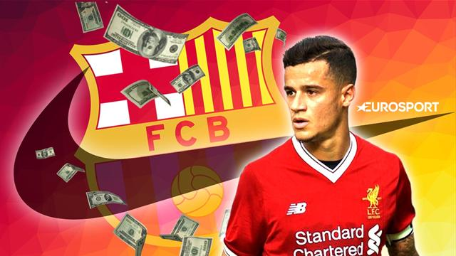 video euro papers liverpool make fc barcelona pay for nike s  euro papers liverpool make barca pay for nike s coutinho gaffe