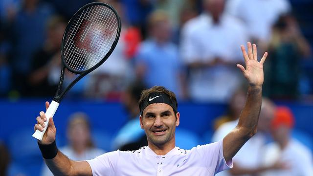 Un récital puis une grosse bataille : comment Federer s'est débarrassé de Khachanov
