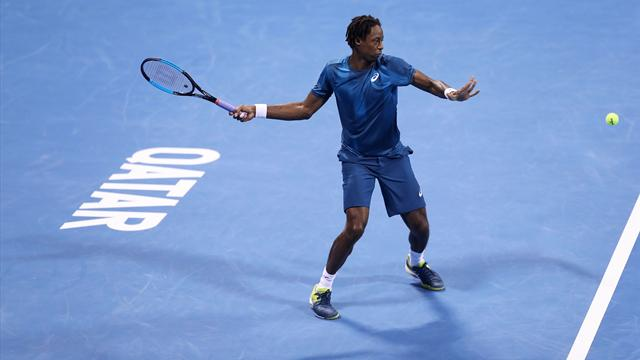Monfils – Struff EN DIRECT