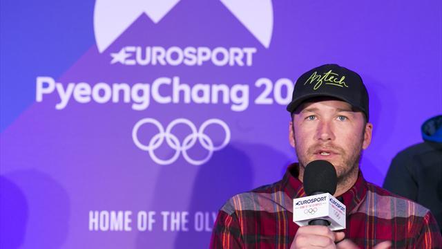 Bode Miller junta-se à equipa de especialistas do Eurosport para os Jogos Olímpicos de Inverno