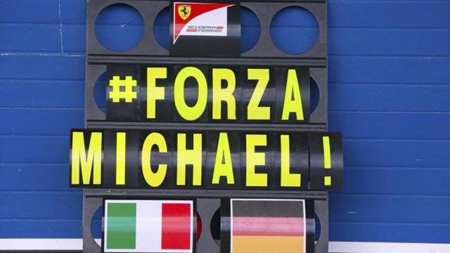 Schumacher, el difícil 49 cumpleaños de un ídolo irrepetible