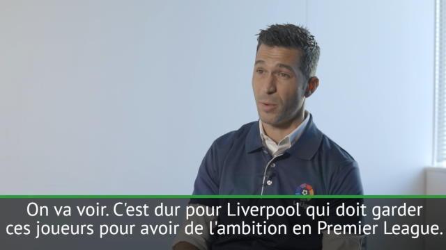 Luis Garcia : »Liverpool va se battre pour garder Coutinho»
