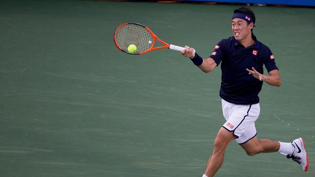 Andy Murray, et Kei Nishikori déclarent forfait — Tennis Open d'Australie