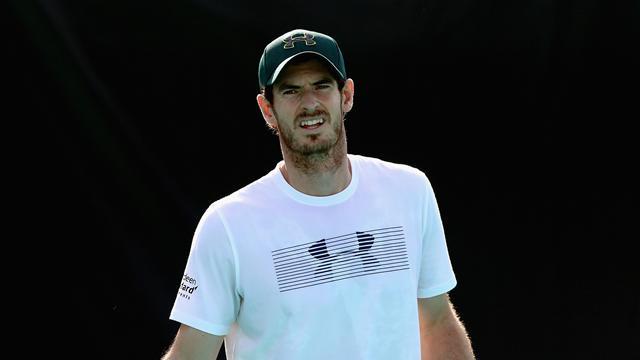 Toujours blessé, Murray fait aussi l'impasse