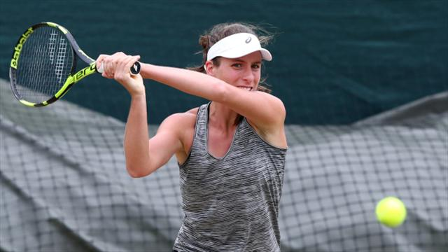 Pliskova comes back from the brink in Brisbane