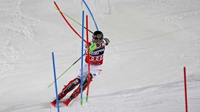 Indomitable Hirscher celebrates 50th win