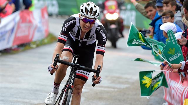 4e de la Vuelta, Kelderman prolonge avec Sunweb