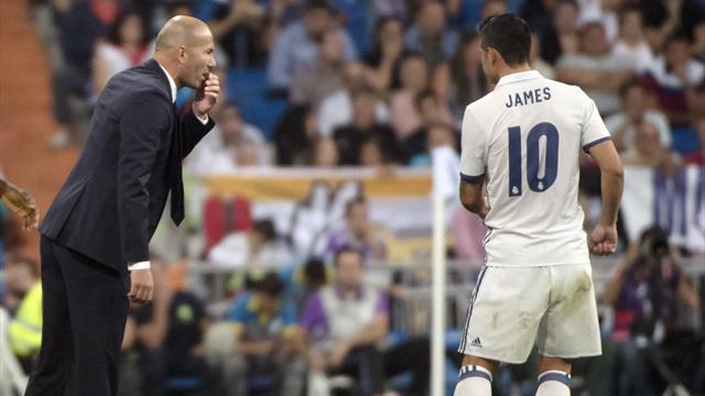 Rodriguez ne faisait «pas partie des préférences de Zidane»