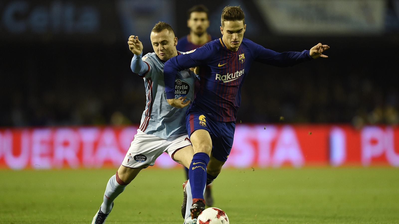 Le Celta Vigo accroche le Barça (2-2)