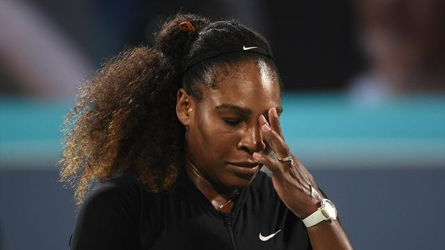 Ufficiale: Serena Williams non sarà all'Australian Open
