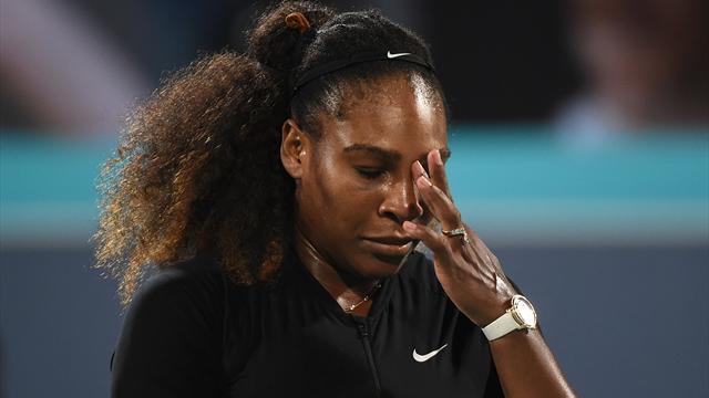 Serena Williams, otra baja en el Australian Open
