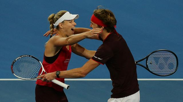 Maria Sharapova ousted in Shenzhen Open semis; Germany into Hopman Cup final