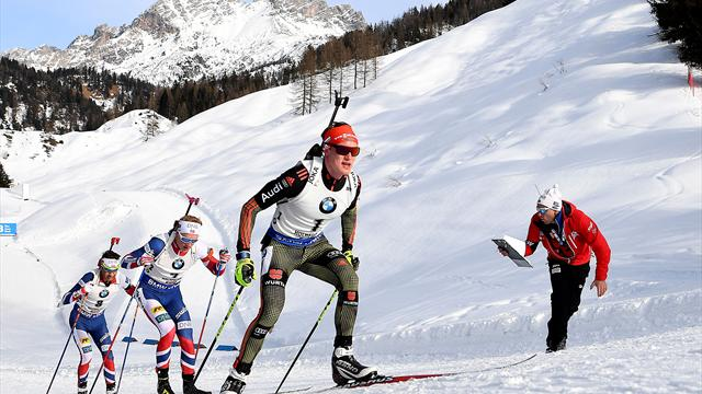 Legendary Bjorndalen faces uphill battle to make seventh Olympic team
