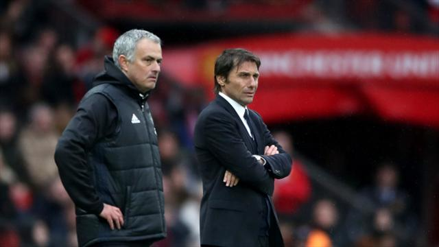 The spat timeline: Conte vs. Mourinho
