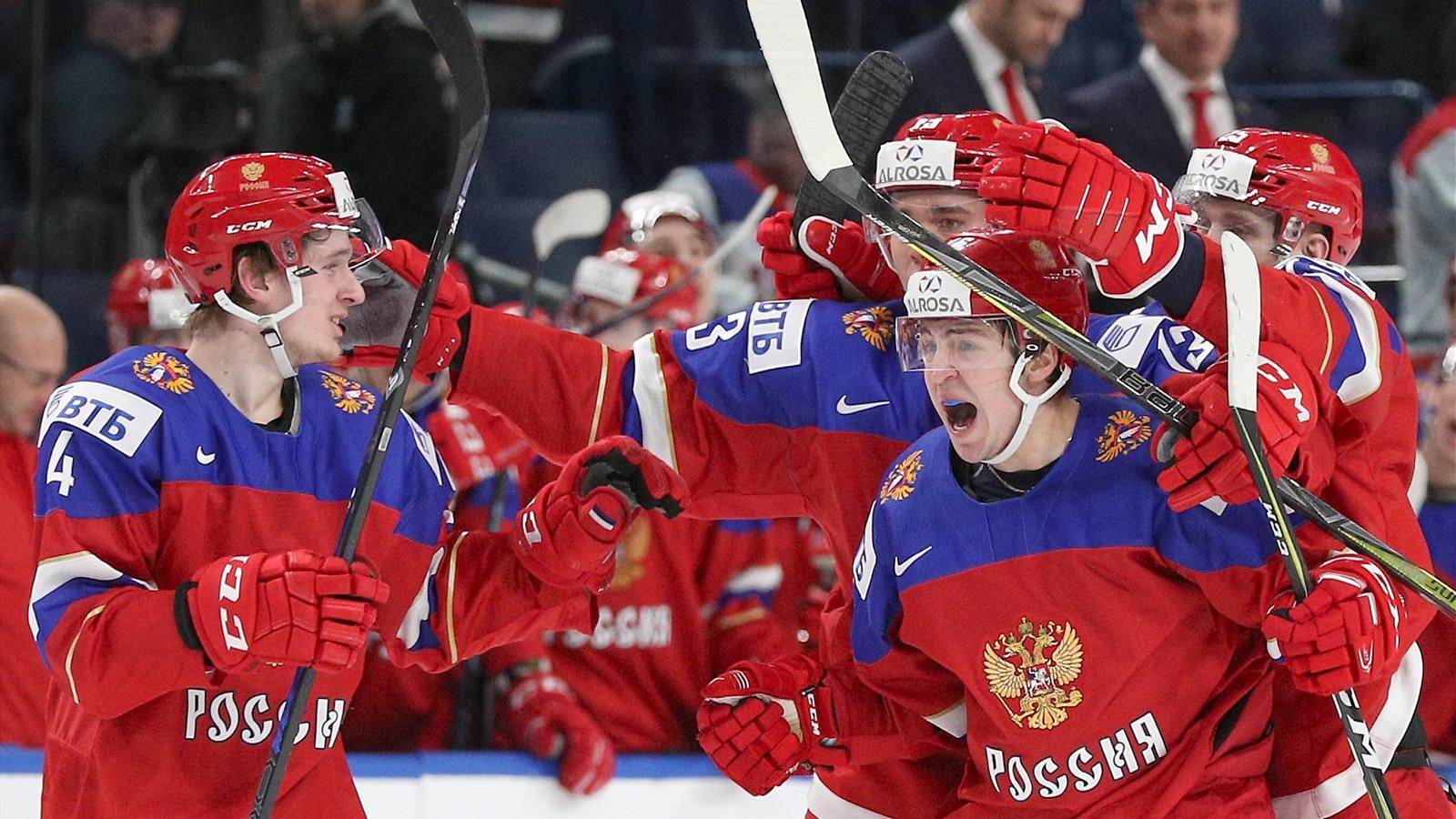 молодежной результат сборной с игры хоккею канадой по россии