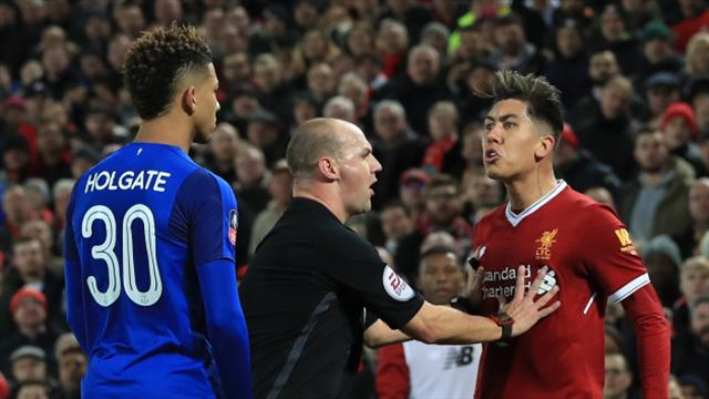 FA may act after Mason Holgate accuses Roberto Firmino of racism
