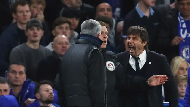 Mourinho on Conte: No feud, just silent contempt