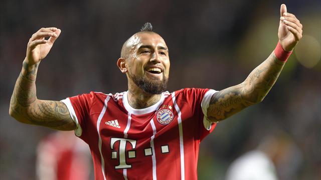 Vidal wieder fit - mit diesem Kader fliegt der FC Bayern nach Sevilla