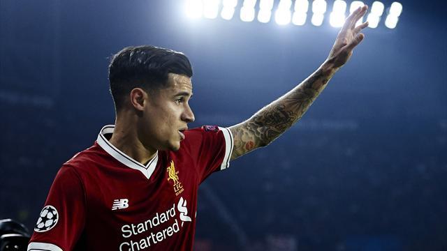 Mahrez al Liverpool se parte Coutinho