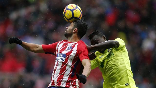 Diego Costa, la esencia del Atleti de Simeone