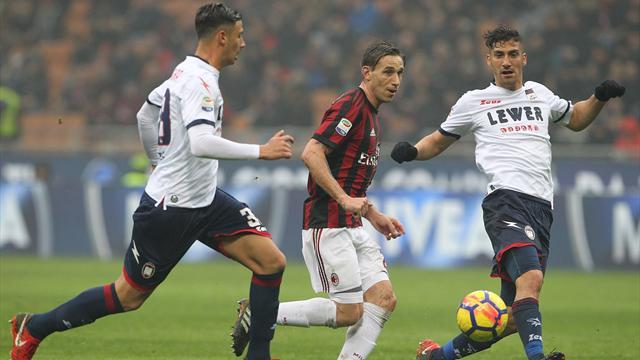 Il Milan batte il Crotone 1-0