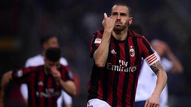 Bonucci, Inter, Callejon : les 5 choses à retenir sur la 20e journée
