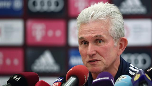 Mit Video | Heynckes reagiert auf Robben und Lewandowski-Gerüchte