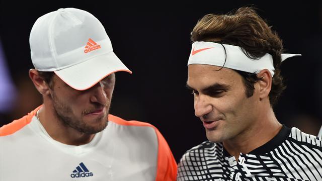 Federer, 7 matches pour la gloire : épisode 5, Zverev et la leçon de passing
