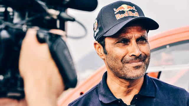 """Dakar-Sieger Al Attiyah: """"Ich genieße es, im Mittelpunkt zu stehen"""""""