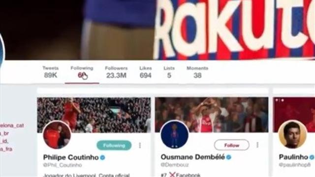 Коутиньо перешёл из«Ливерпуля» в«Барселону»